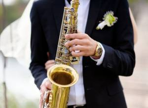 Matrimonio in stile jazz